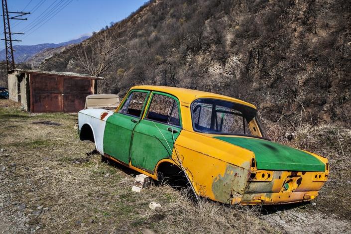 Joshua Tree Photography Rejse Armenia1600
