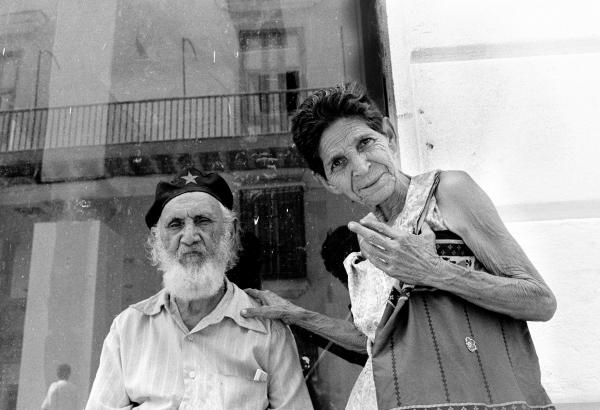 Havana Old Couple 2018